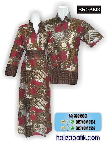 grosir batik pekalongan, Model Seragam, Gamis Sarimbit, Baju Batik
