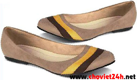 Giày búp bê Sophie Chariot - SCHRT36-40