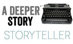A Deeper Story