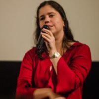 Amanda Aouad no CineClube Glauber Rocha - 2014