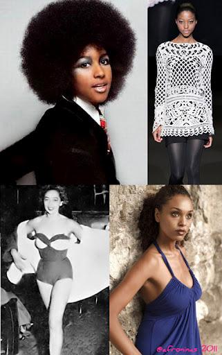 Marsha Hunt, Nyasha Maronhodze, Dorothea Church, Gelila Bekele