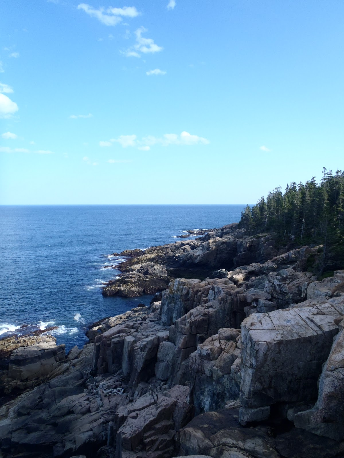 The Pursuit Of Life Introduction To Acadia National Park