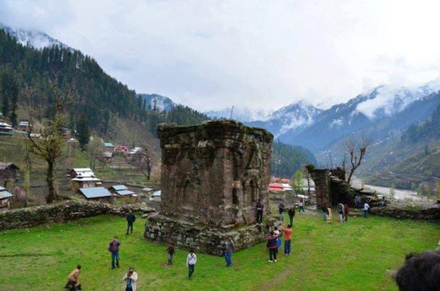 Sharda University Budha University Kashmir Neelum