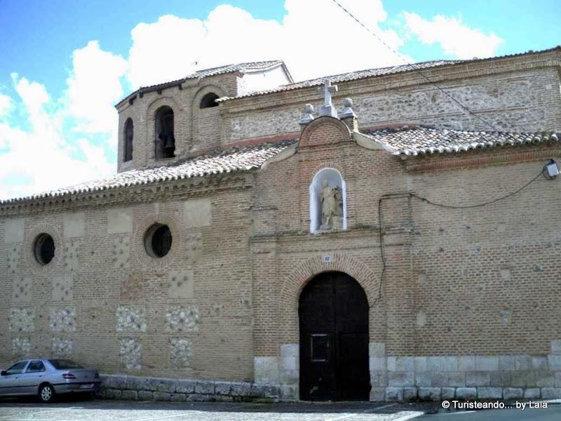 Iglesia de San Juan, Olmedo