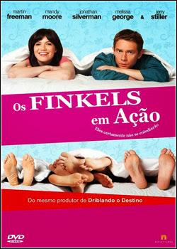 Filme Poster Os Finkels em Ação DVDRip XviD Dual Audio & RMVB Dublado
