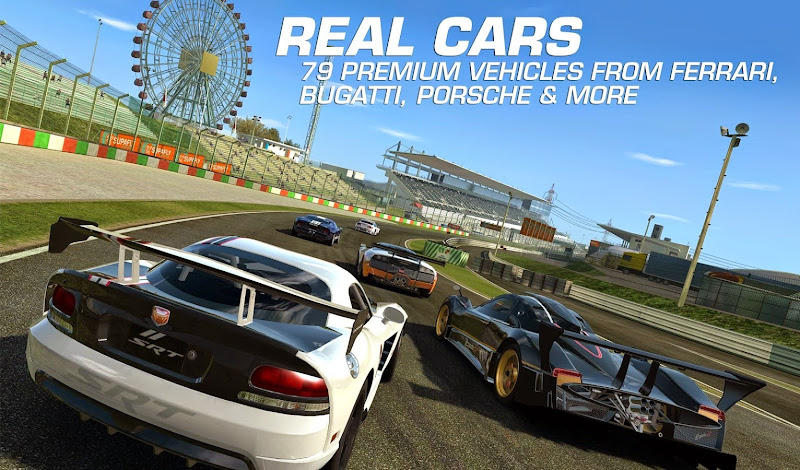 Real Racing 3 v2.5.0