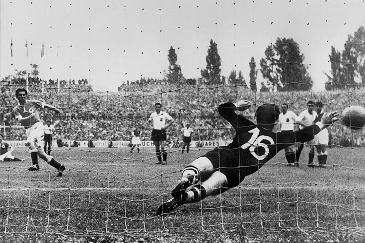 1954: West Germany - Austria 6-1