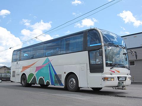 阿寒バス「サンライズ旭川釧路号」・128