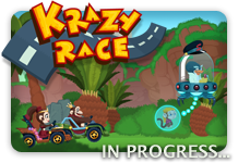 Krazy Race - Work in progress