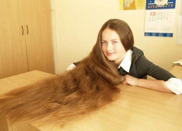 Miss Longest Hair
