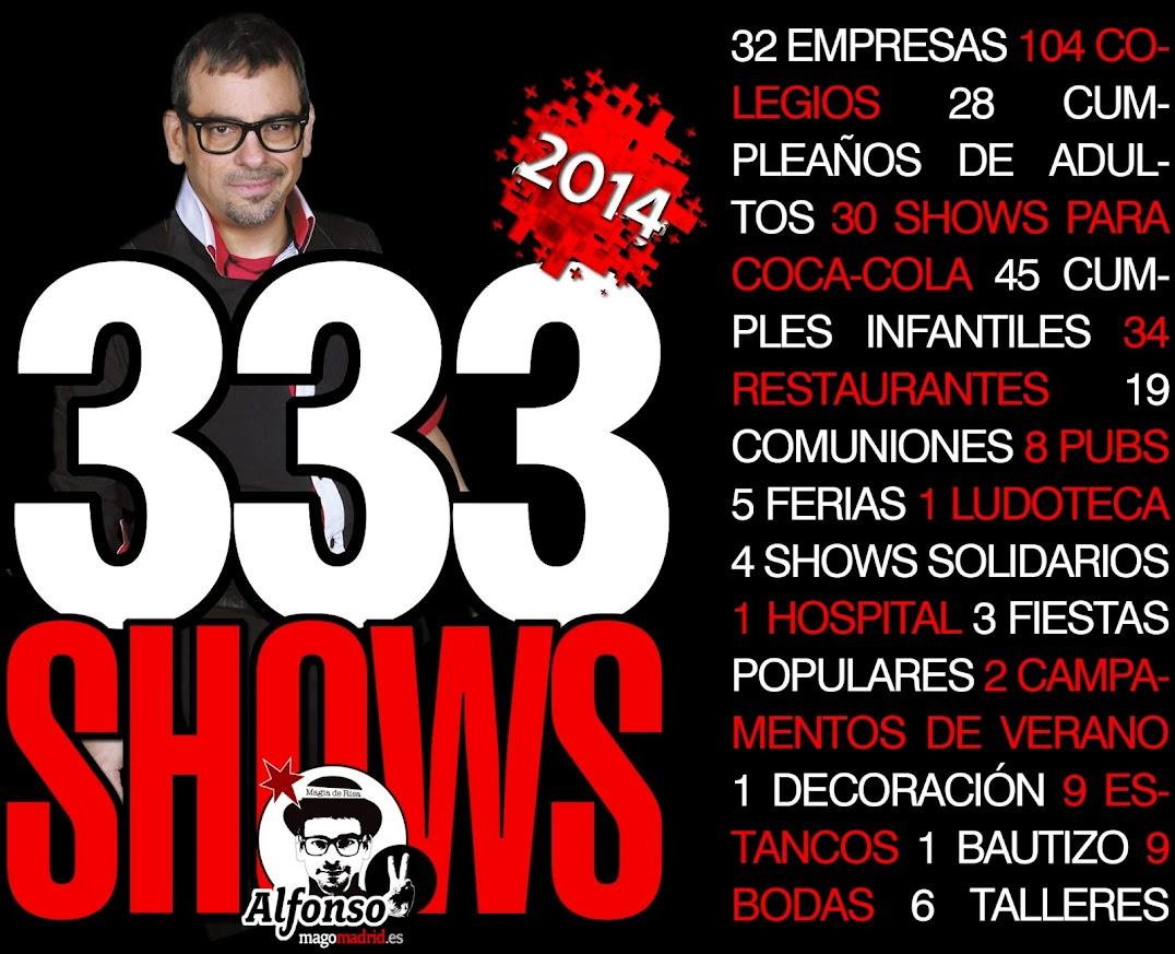 resumen 2014 Mago Madrid
