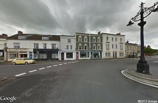 Keynsham town centre