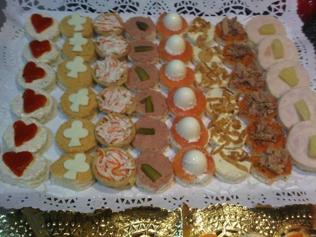 Recetebea canap s e ideas para celebrar canap s for Canapes faciles y baratos