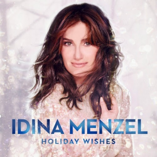 "New Idina Menzel holiday album ""Holiday Wishes"""
