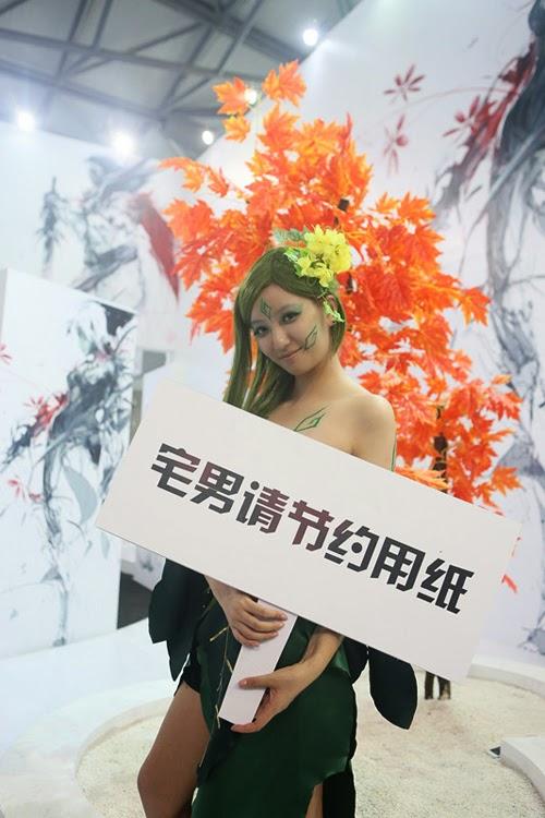 Chiêm ngưỡng cosplay Guild Wars 2 tại ChinaJoy 2013 5