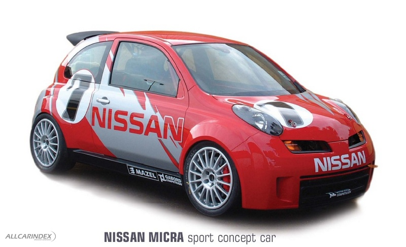 nissan micra sport concept. Black Bedroom Furniture Sets. Home Design Ideas