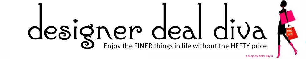Designer Deal Diva
