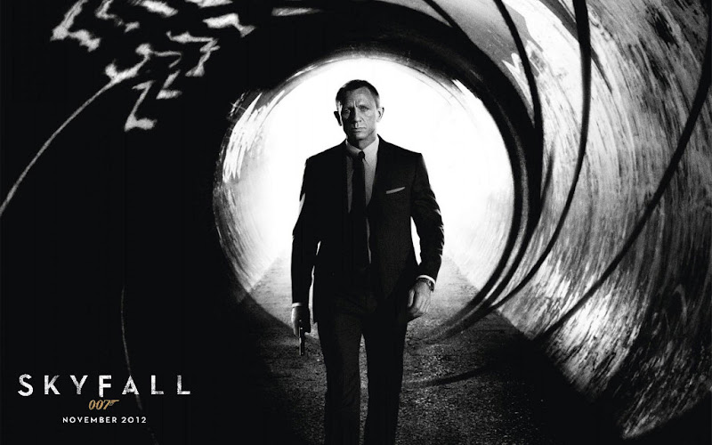 Skyfallmovie poster