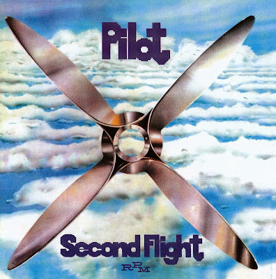Pilot ~ 1975 ~ Second Flight