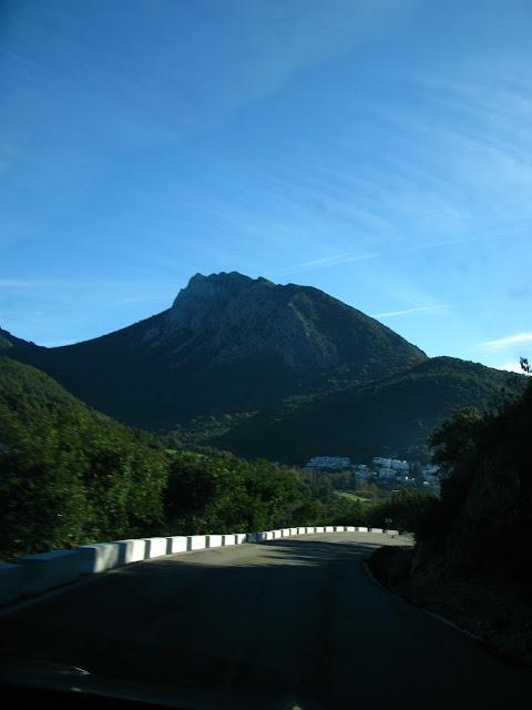Белые деревни Андалусии