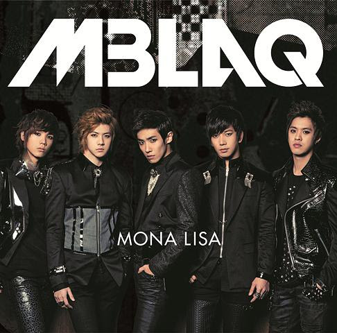 [Single] MBLAQ - MONA LISA [Japanese Ver.]