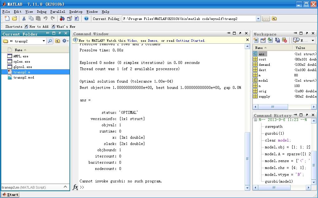 Gurobi optimization gurobi for ampl v4 0 1 cracked lfyl