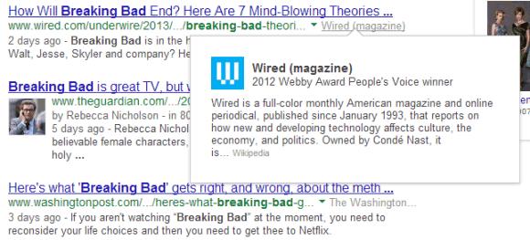 Google Site Info