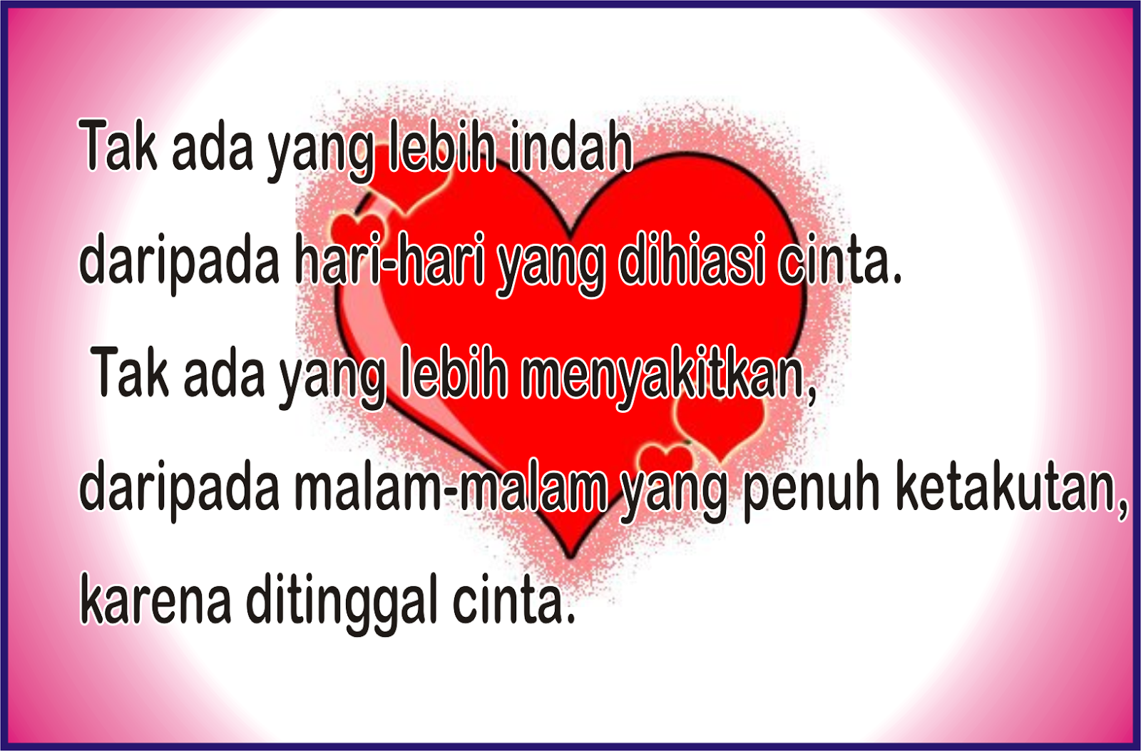 Gambar Untuk Kata Kata Romantis