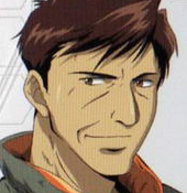 Larry Radley Mobile Suit Gundam: Lost War Chronicles UC 0079