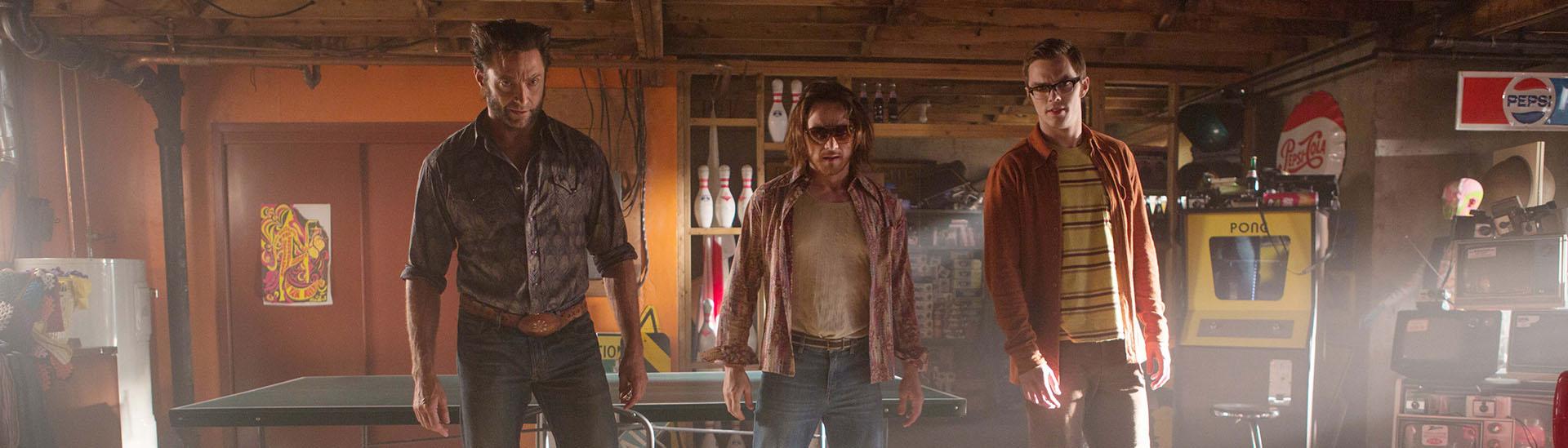 Baner filmu 'X-Men: Przeszłość, Która Nadejdzie'