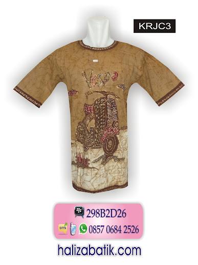 batik fashion, baju batik gaul, contoh baju batik modern