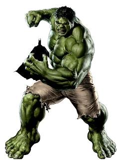 Hulk beats Bats