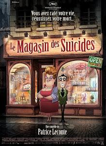 Cửa Hàng Tự Sát - The Suicide Shop poster