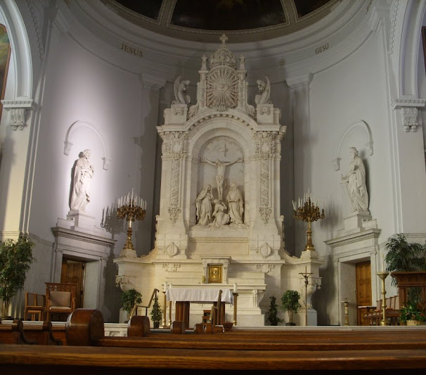 Ss. Peter and Paul High Altar