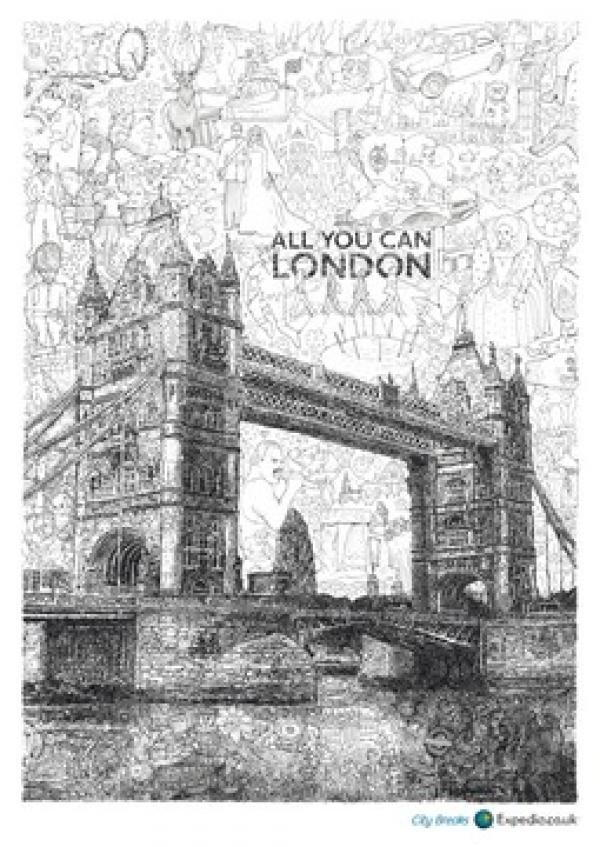 All You Can London