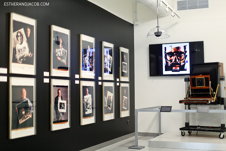 Polaroid Fotobar and Polaroid Museum // Best Things to Do in Las Vegas.