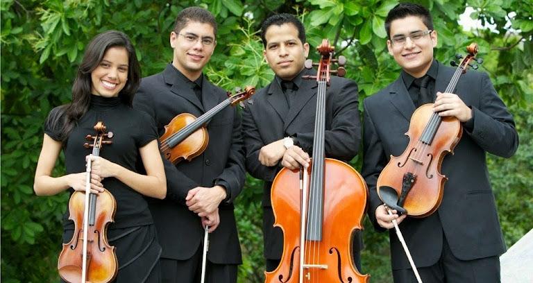 Cuarteto de Cuerdas Teresa Carreño