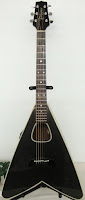 "1983 Takamine ""Flying A"" Electro- Acoustic Guitar"