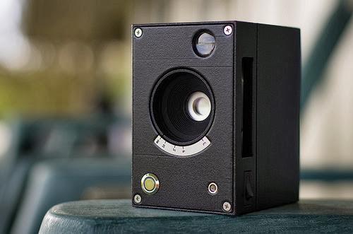 Lux, cámara de fotos básada en hardware abierto