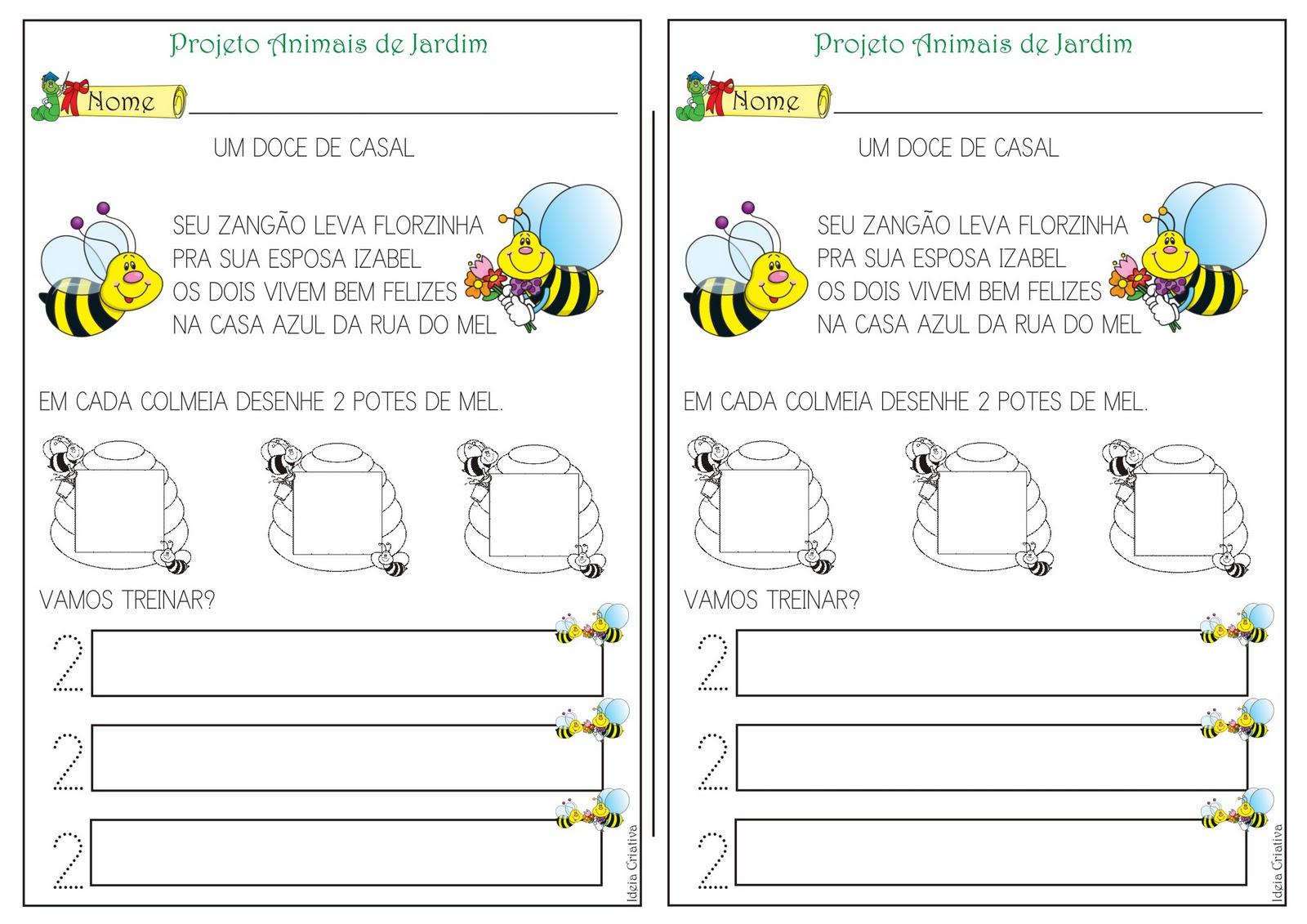 O coletivo de abelhas