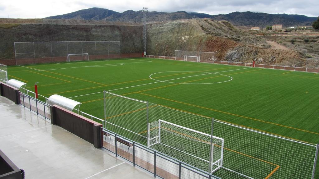 Algue a c f monovar inaugura los nuevos campos de f tbol - Campo de futbol del valencia ...