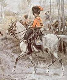 Конные егеря Наполеона