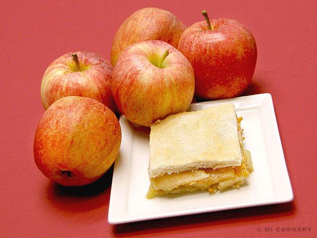 Wilfra Apple Cake