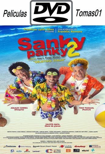 Sanky Panky 2 (2013) DVDRip