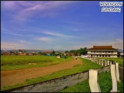 Arena Pacuan Kuda di Kabupaten Sumedang