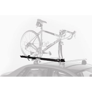 Thule 516 Prologue Lockable Fork Mount Bike Carrier for Roof Rack