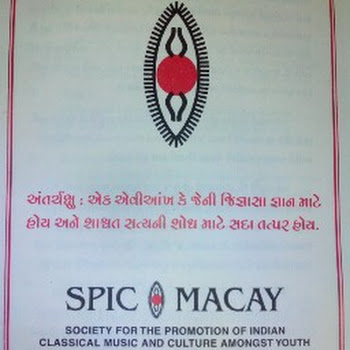 Who is SPICMACAY Rajkot?
