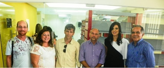 UFRN inaugura biblioteca do Departamento de Artes