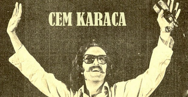 cem karaca black and white