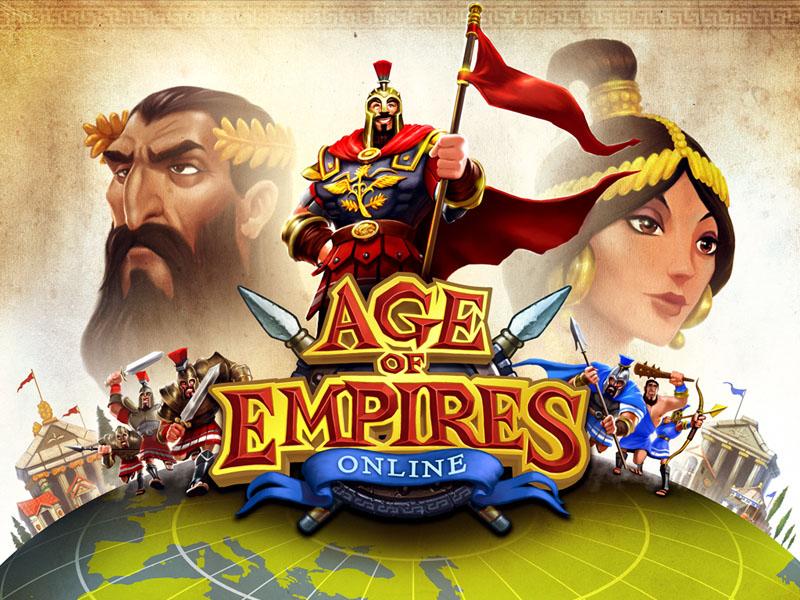 Trọn bộ hình nền của Age of Empires Online - Ảnh 8